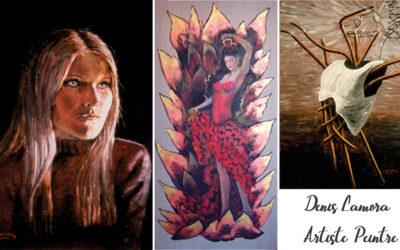 Denis Lamora – Artiste Peintre