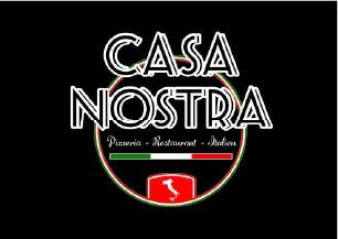 Graphical-activity-Casa-Nostra-restaurant-logo-projet