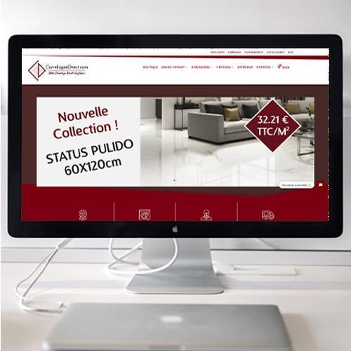 GraphicalActivity-CarrelagesDirect-site-internet