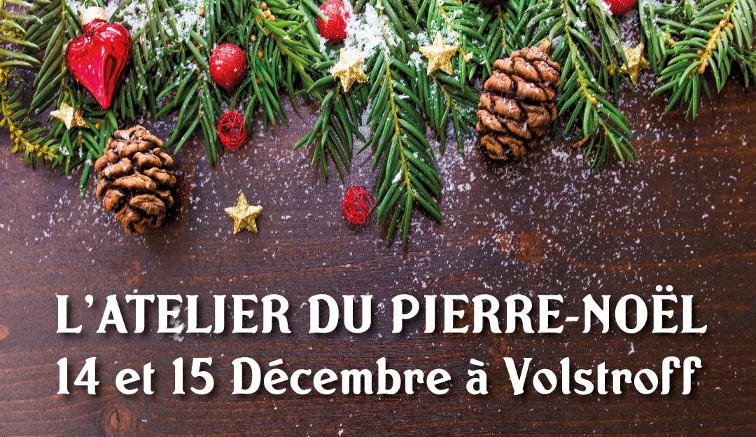 L'Atelier du «Pierre-Noël» – 2è édition